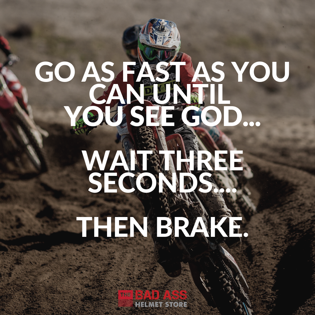 See God Motocross Meme