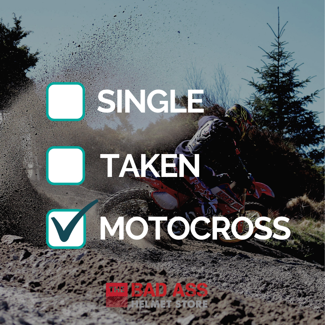 Single, Taken, Motocross