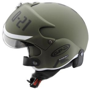 OSBE GPA Open Face Helmet