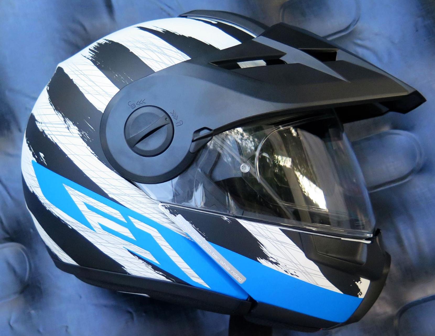 Schuberth E1 Motorcycle Helmet