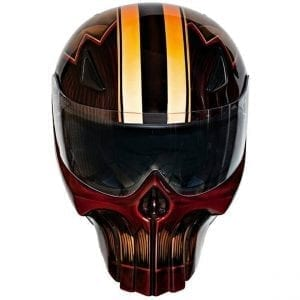 Rezzer Punisher Helmet