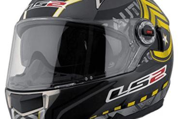 LS2 FT3 Veteran Motorcycle Helmet