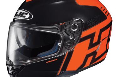 HJC Genesis IS-17 Street Motorcycle Helmet