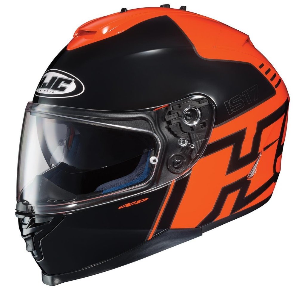 HJC Genesis IS-17 Street Motorcycle Helmet