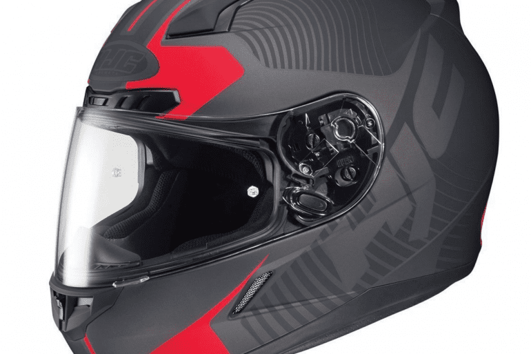 HJC Mission CL-17 On-Road Motorcycle Helmet