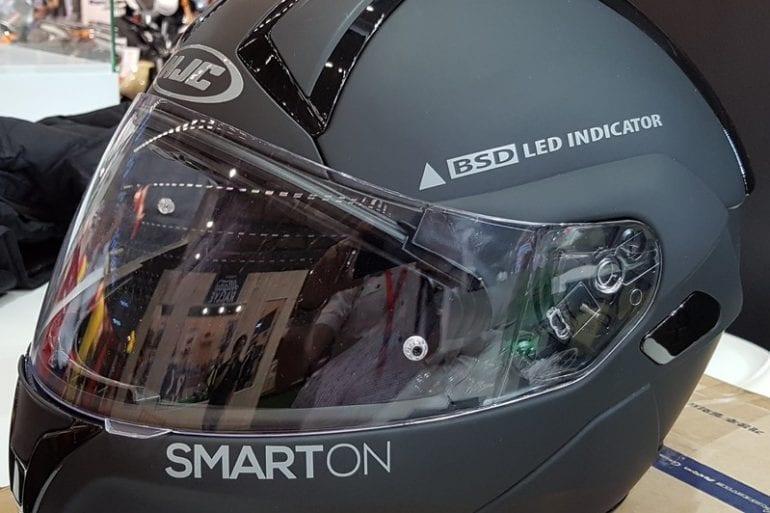 HJC Smarton Helmet