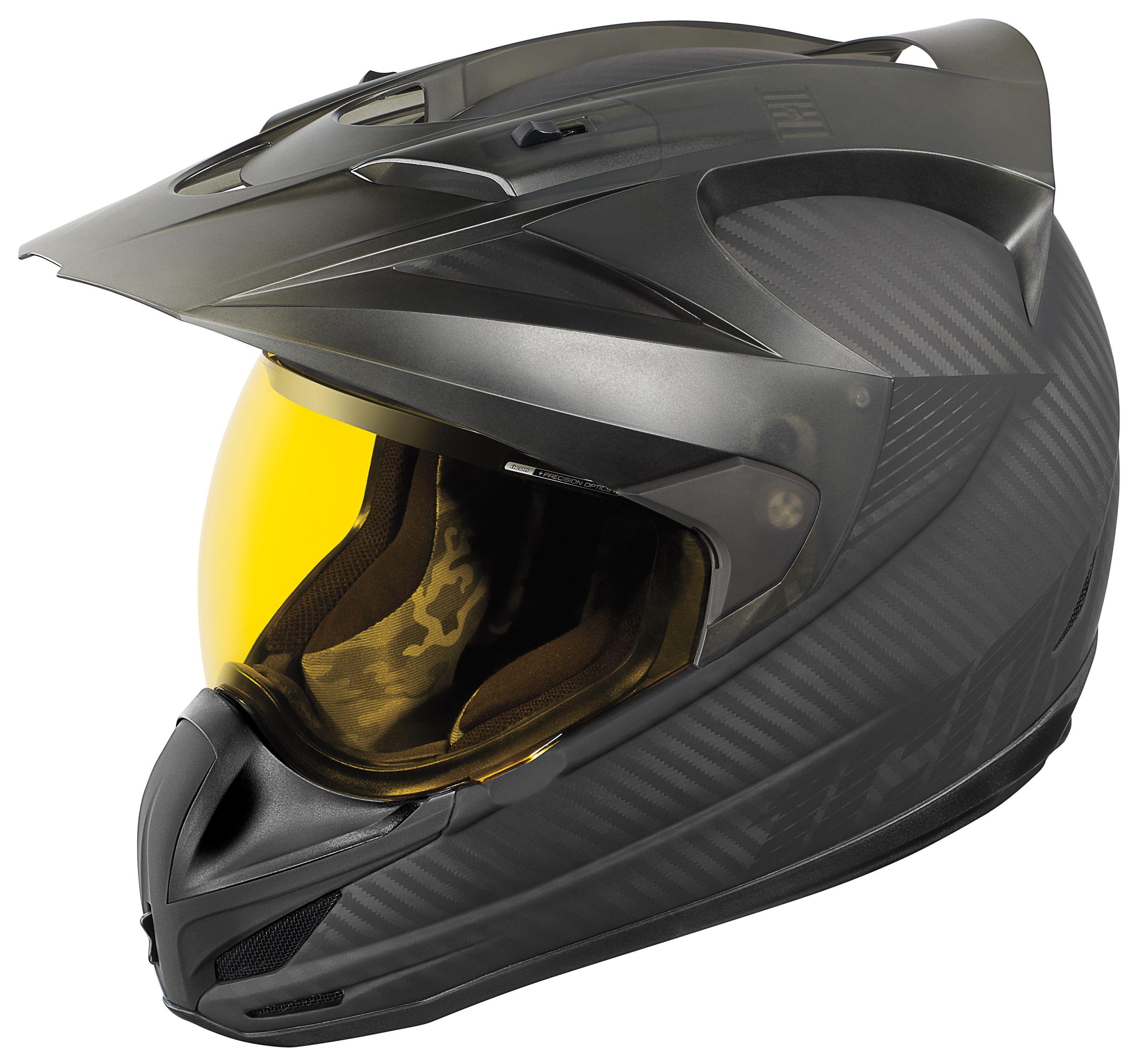 Icon Variant Ghost Carbon Helmet