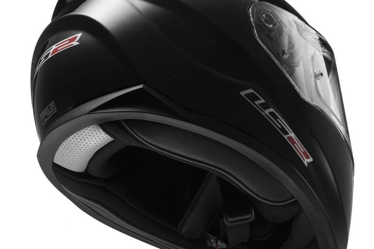 LS2 Stream Solid Full Face Motorcycle Helmet