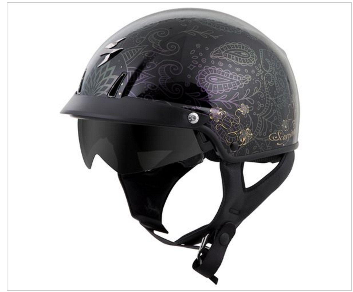 Scorpion Exo C110 Azalea Helmet