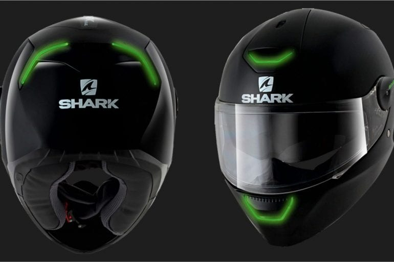 Shark Skwal Motorcycle Helmet
