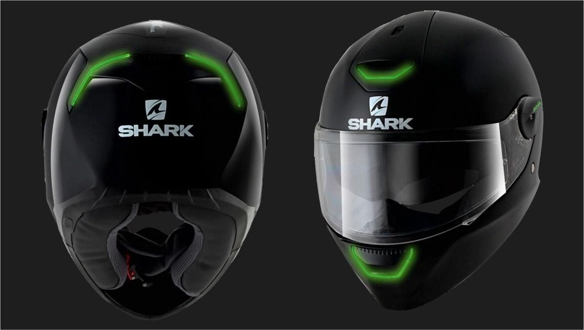 Shark Skwal Motorcycle Helmet