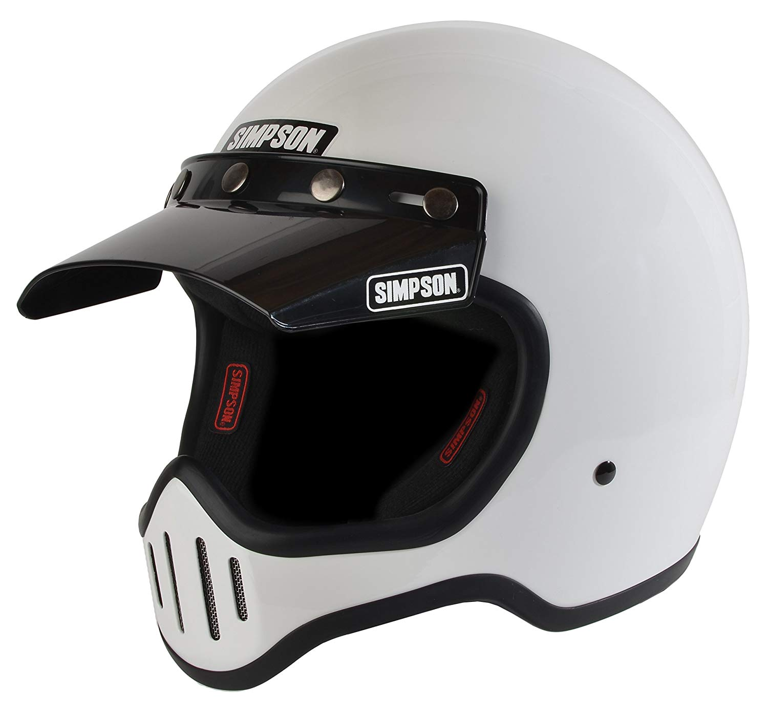Simpson M50 DOT Helmet