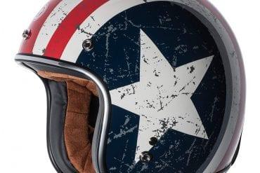 TORC T50 Route 66 Helmet