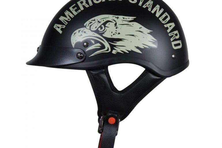 TORC T55.2 Half Helmet