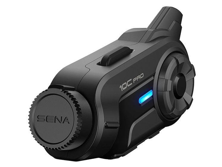 Sena 10C Pro Bluetooth Headset & Camera