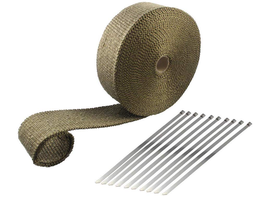 ARTR exhaust wrap