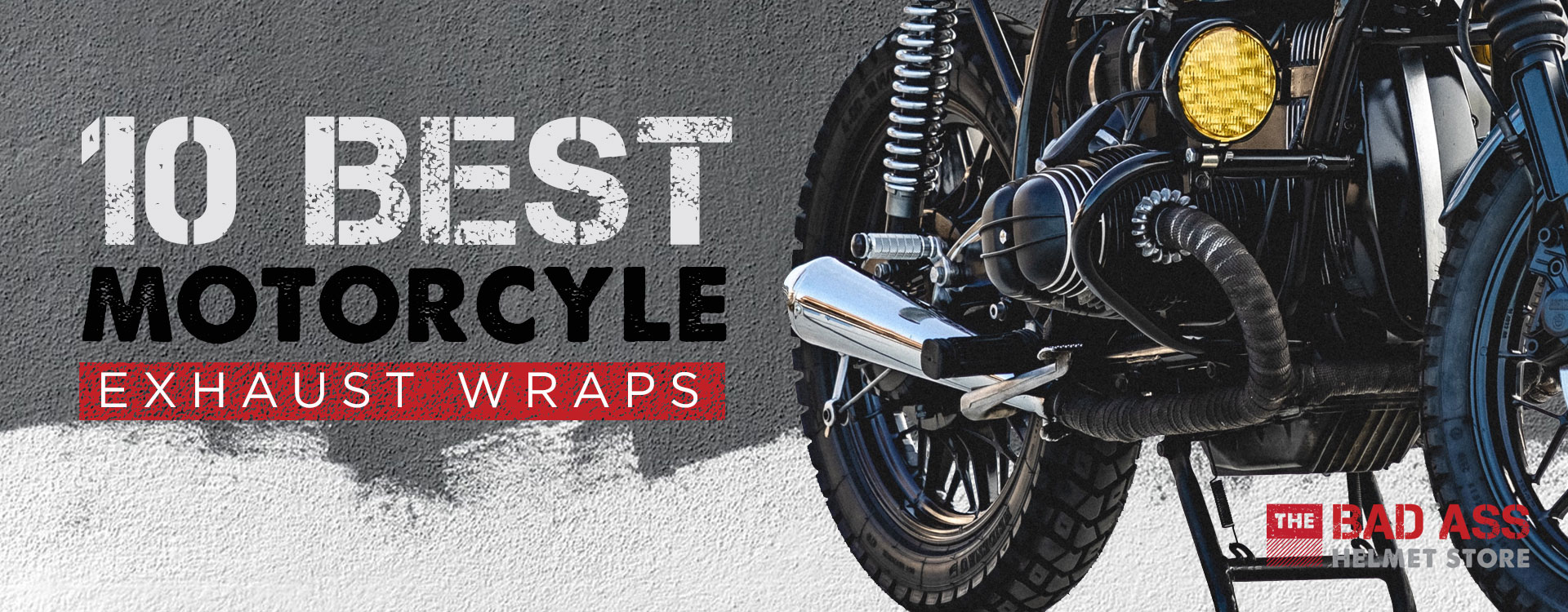 10 Best Motorcycle Exhaust Wraps