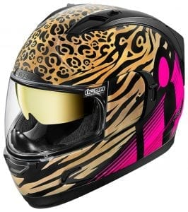Icon Alliance GT Shaguar Helmet