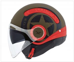 The Nexx SX10 Hero Helmet