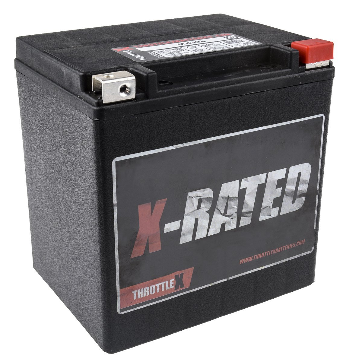 ThrottleX Batteries AGM battery