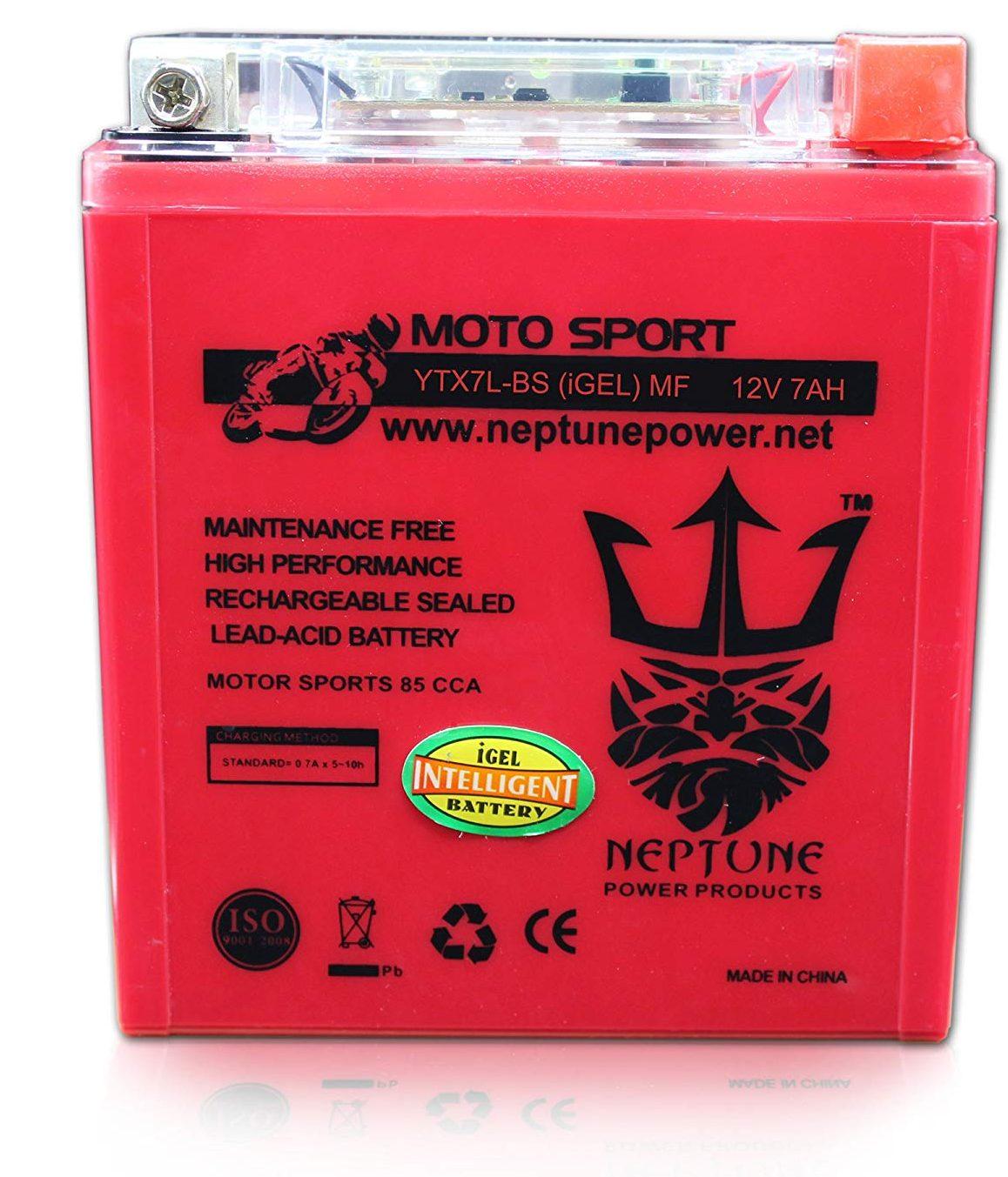 Neptune gel battery
