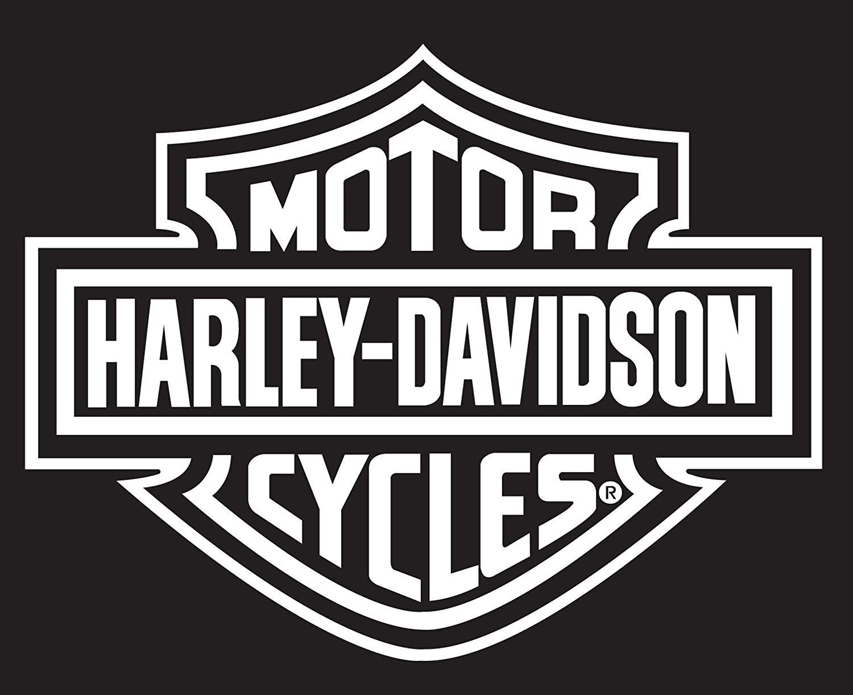 Harley-Davidson White Die Cutz Graphic