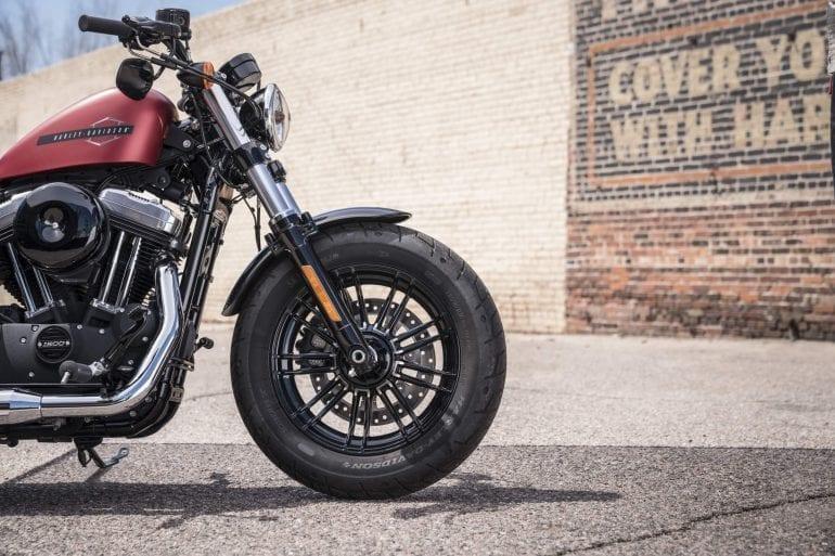Harley-Davidson Sportster motorcycle