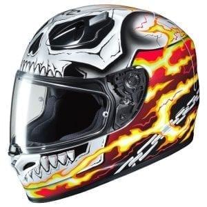 ghost rider helmet