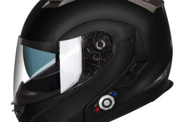 FreedConn BIF01313 Flip up Dual Visor Full Face Helmet