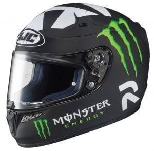 HJC RPHA-10 Ben Full-Face Street Helmet