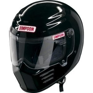 Simpson Outlaw Bandit Motorcycle Helmet
