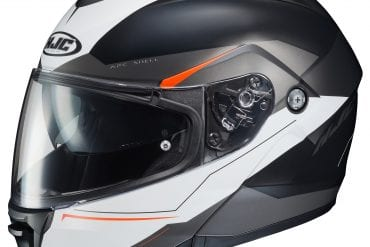 HJC IS-Max II Magma Motorcycle Helmet