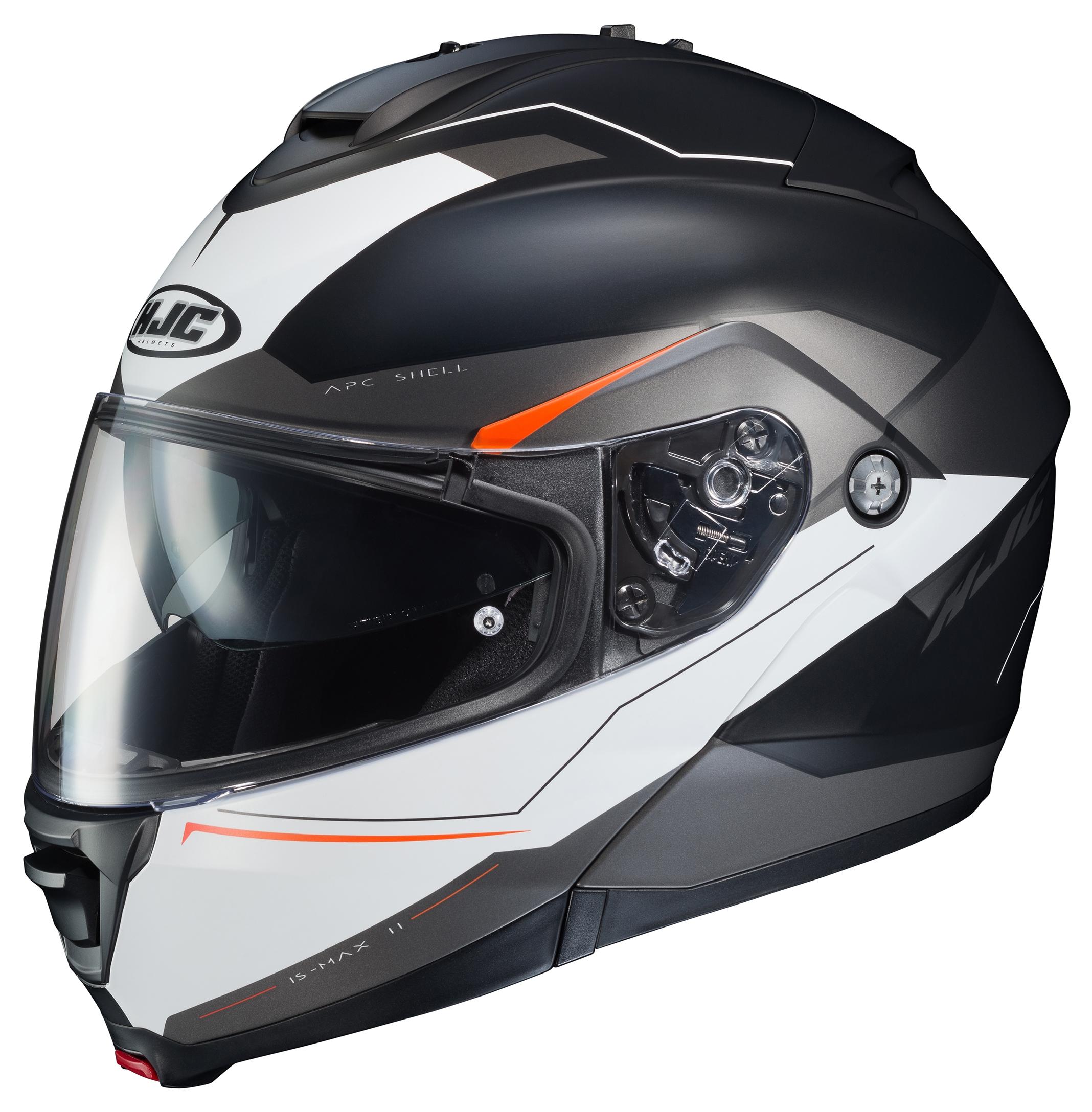 6821357f HJC IS-Max II Magma Motorcycle Helmet Review
