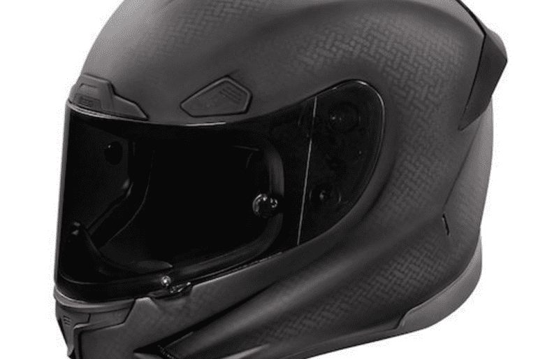 Icon Airframe Pro Ghost Carbon Motorcycle Helmet