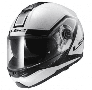 LS2 Strobe Civic Motorcycle Helmet
