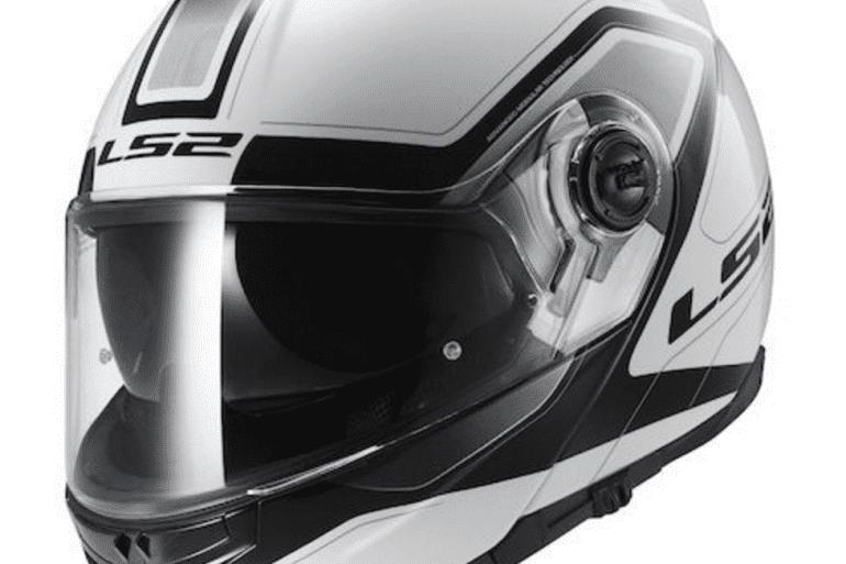 LS2 Strobe Civic Motorcycle Helmet