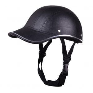 Oshide Half Face Protective Motorcycle Helmet