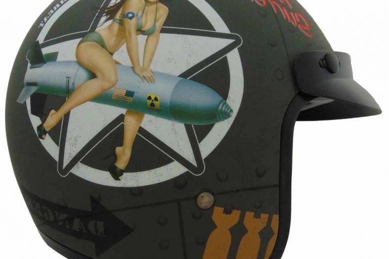 Vega Motorcycle Helmet
