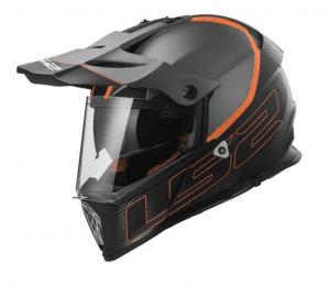 LS2 MX436 Pioneer Motorcycle Helmet