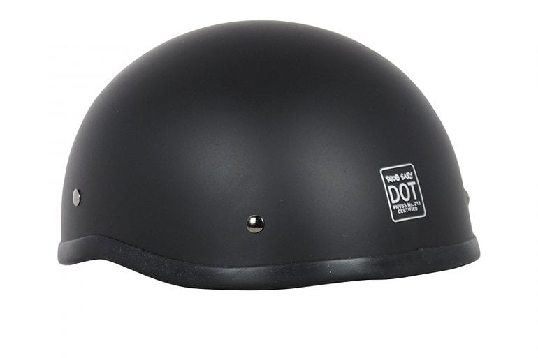 Ride Easy Half Helmet