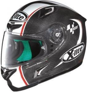 23a3130b X-Lite X-802RR Carbon Replica (Checa) Helmet Review
