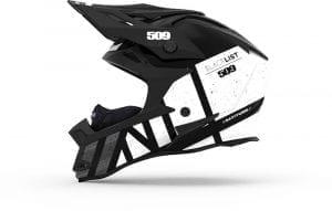 509 Altitude Motorcycle Helmet