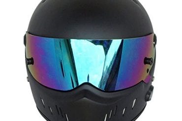 Aggressive Motorcycle Helmet