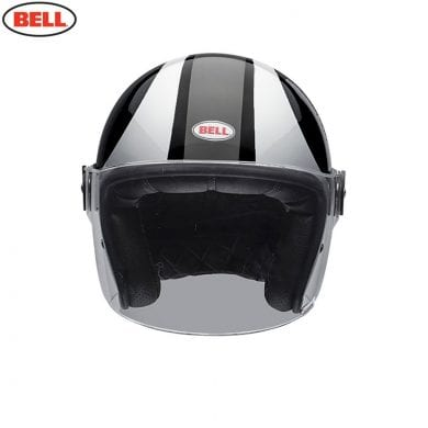 Bell 'Checks' Adult Riot Cruiser Motorcycle Helmet