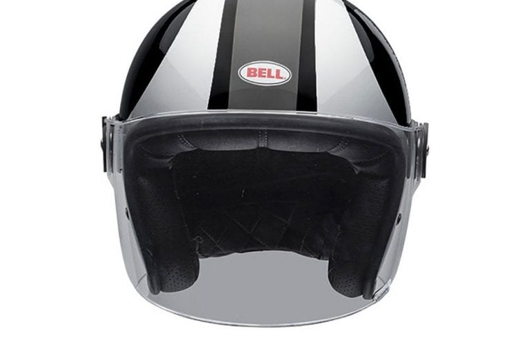 Bell 'Checks' Adult Riot Cruiser Motorcycle Helmet