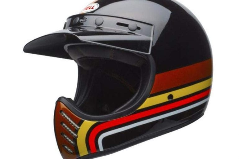 Bell Stripes Adult Moto-3 Off-Road