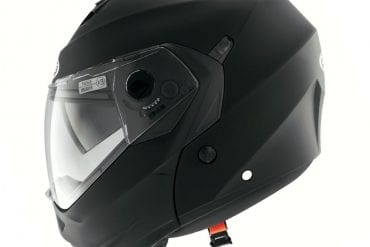 Caberg Duke Matt Black Helmet