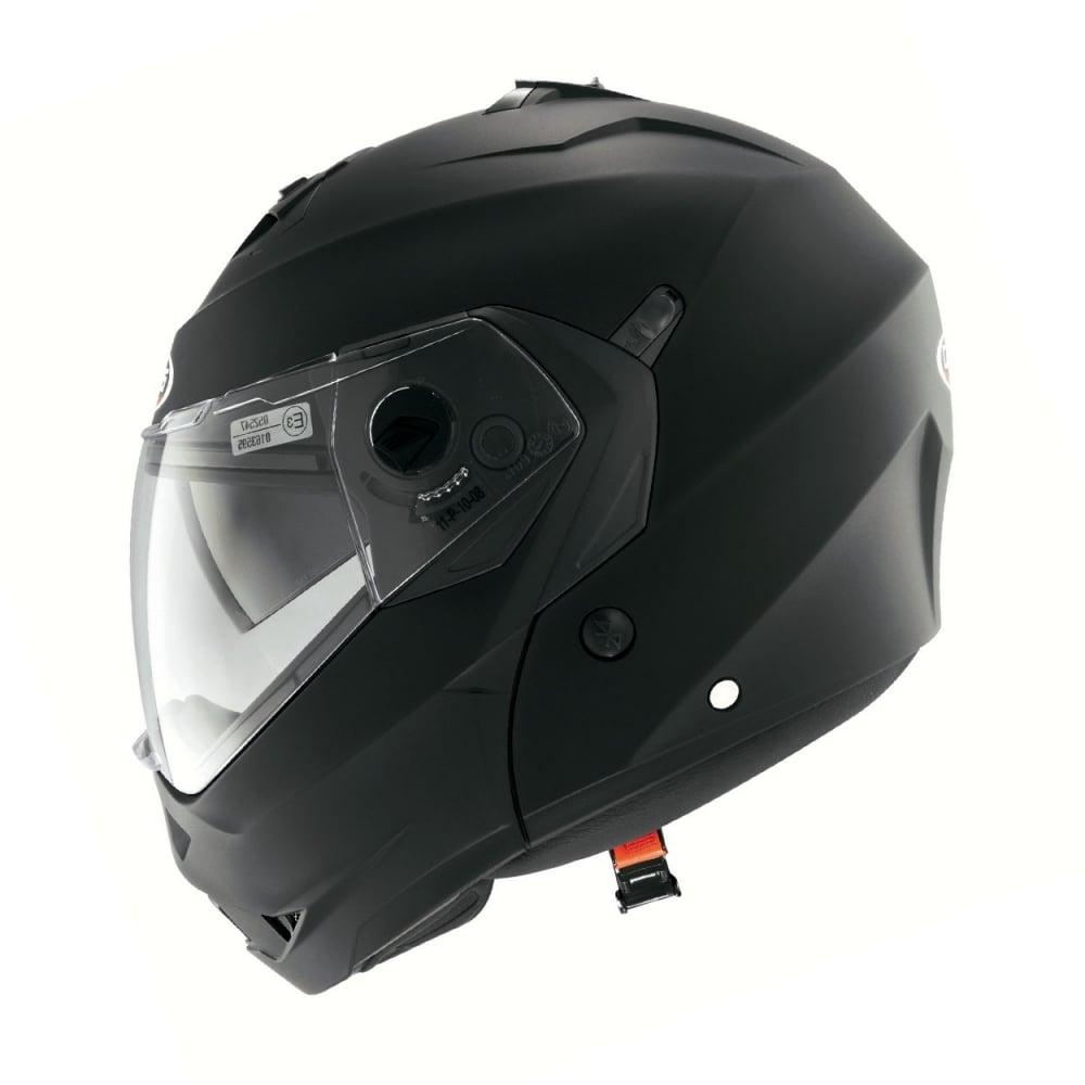 Caberg Duke Matt Black Helmet