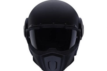 Caberg Ghost Matt Black Helmet