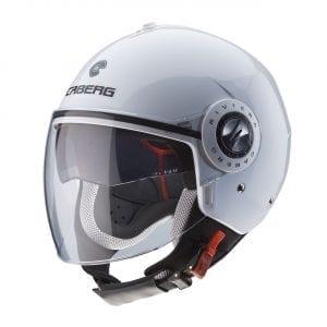 Caberg Riviera White Helmet